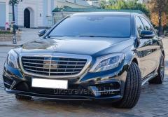 Аренда авто Mercedes - Benz W222