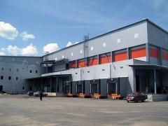 Реконструкции промышленных объектов