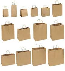 Печать на бумажных пакетах