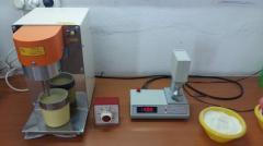 Проведення аналізу якості зерна