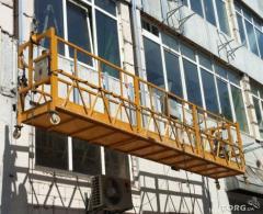 Аренда строительных люлек ZLP630