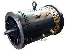 Перемотка и ремонт электродвигателей погрузчика