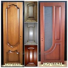 Лакировка и покраска дверей, мебели, лестниц, фасадов и других изделий.