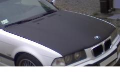 Оклейка авто пленкой (мат, карбон, глянец)