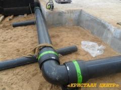 Ремонт промышленных трубопроводов