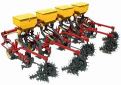 Repair and restoration of agricultural machinery