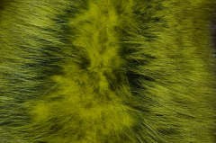 Мех Песец Барроко-лимон