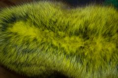 Мех Песец Барроко-лимон 2