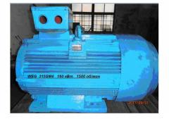 Перемотка и ремонт электродвигателей отечественного и импортного производства