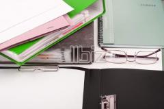 Бухгалтерский учет, отчетность, аутсорсинг