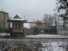 Два кирпичных здания ( на фасаде ), город Ирпень, центр, Киев 9 км