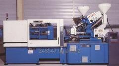 Ремонт, наладка, модернизация термопластавтоматов, екструдеров и других машин для обработки неметаллических материаллов