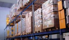 Storage of goods, warehouse services in the ports of Ukraine