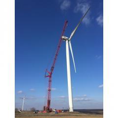 Обслуживание турбины