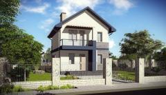 Строительство двухэтажных монолитных домов и коттеджей под ключ