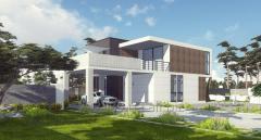 Строительство монолитных Хай-тек домов под ключ