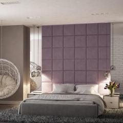 Изготовим мягкие стеновые панели,панели 3D различных форм