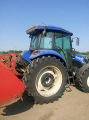 Предоставляем услуги трактора с мульчировщиком