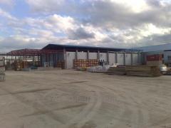Аренда земельной площадки до 5000 кв.м. рядом с Фабрикой и Эпицентром