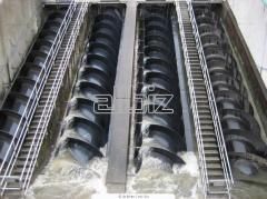 Обезвоживания осадка сточных вод