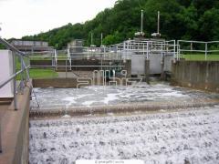 Обезвоживания осадка сточных вод и избыточного активного ила