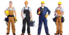 Confecção da roupa por desenho do cliente