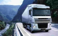 Freight transport vehicles