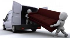 Transportation of billiard tables