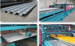 Metal ürünlerin imalatı