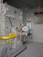 Работы по монтажу, обвязке, пуско-наладки паровых и водогрейных котлов, котельных установок, вспомагательного оборудования