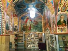 Роспись храмов, церквей, часовен
