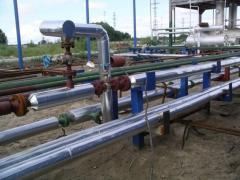 Ремонт и наладка ОПС (опорно-подвесных систем) трубопроводов