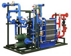 Serviços de automatização dos sistemas do abastecimento térmico, saneamento e ventilação