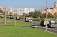 Перевозка сборных грузов, требующих температурного