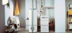 Установка и монтаж автономного отопления в Днепре