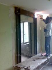Алмазная резка,сверление бетона.Штробы под электрику,сантехнику,кондиционеры в Харькове.