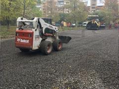Отсыпка дорог и участков в Киеве
