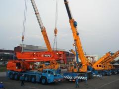 Аренда автокрана 40 - 400 тонн