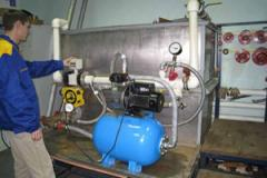 Pump and compressor equipment repair, mounting and setup
