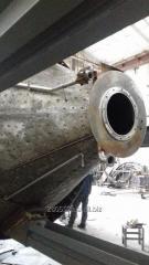 Ремонт емкостей из нержавеющей стали
