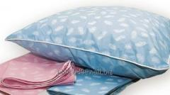 Замена наперника на подушки и одеяла