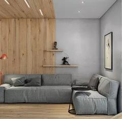 Facing and decorative wood paneling