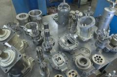 Ремонт гидравлического оборудования