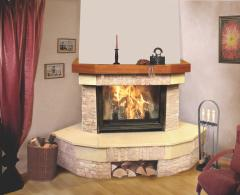 Construction, installation of furnaces and fireplaces