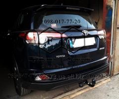 Установка фаркопа на любую марку автомобиля в Киеве