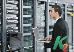 خدمات فناوری اطلاعات ، از جمله مدیریت سیستم ، مدیریت شبکه ، پشتیبانی فنی