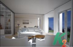 3D визуализация, 3D дизайн офиса