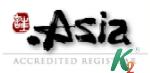 Регистрация домена asia