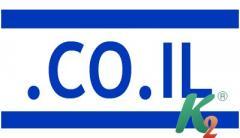 Регистрация домена co.il