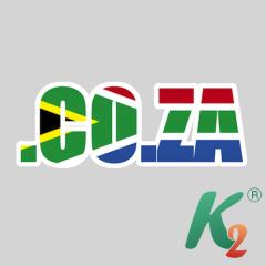 Регистрация домена co.za